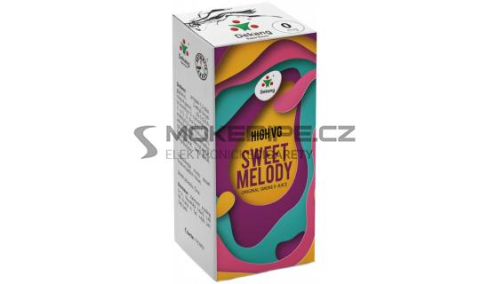 Liquid Dekang High VG Sweet Melody 10ml - 0mg (Broskev s citrónem)