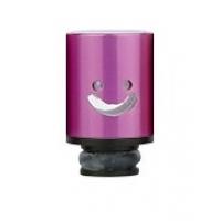 Aluminum POM Smile náustek pro clearomizer - Fialová