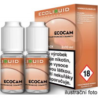 Liquid Ecoliquid Premium 2Pack ECOCAM 2x10ml - 12mg