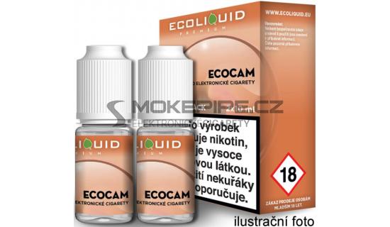 Liquid Ecoliquid Premium 2Pack ECOCAM 2x10ml - 3mg