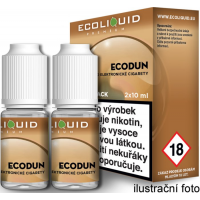 Liquid Ecoliquid Premium 2Pack ECODUN 2x10ml - 12mg