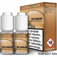 Liquid Ecoliquid Premium 2Pack ECODUN 2x10ml - 12mg