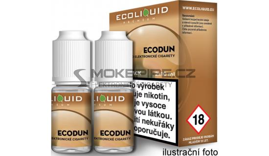 Liquid Ecoliquid Premium 2Pack ECODUN 2x10ml - 20mg