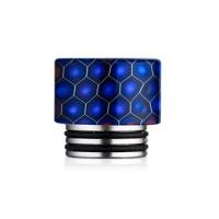 Snake Pattern 810 náustek pro clearomizer Modrá