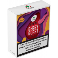 Liquid Dekang High VG 3Pack Berry Burst 3x10ml - 3mg