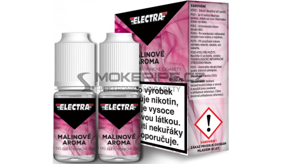 Liquid ELECTRA 2Pack Raspberry 2x10ml - 18mg (Malina)