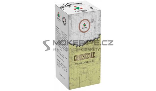 Liquid Dekang Cheesecake 10ml - 0mg (Tvarohový koláč)