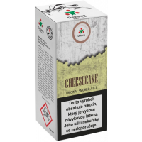 Liquid Dekang Cheesecake 10ml - 18mg (Tvarohový koláč)