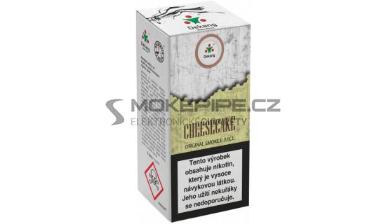Liquid Dekang Cheesecake 10ml - 3mg (Tvarohový koláč)