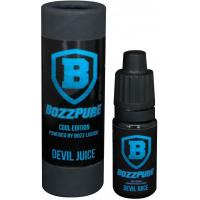 Příchuť Bozz Cool Edition: Devil Juice (Kaktus, citrón a čerstvá máta) 10ml