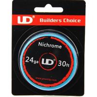 UD Ni80 odporový drát 24GA 0,5mm 10m