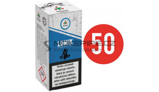 Liquid Dekang Fifty LUMIX 10ml - 18mg