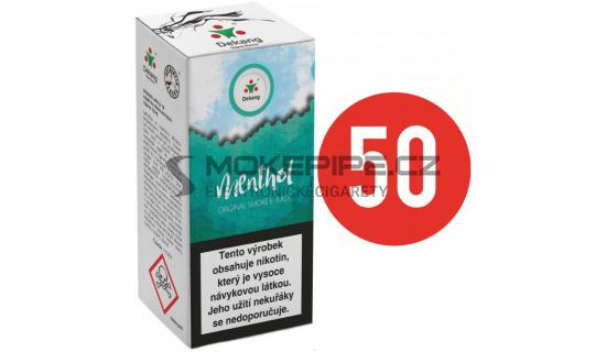 Liquid Dekang Fifty Menthol 10ml - 3mg