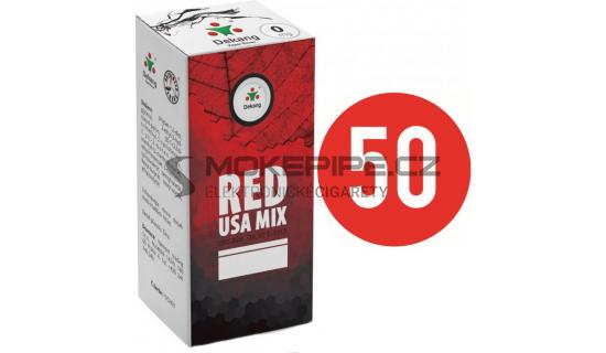 Liquid Dekang Fifty Red USA Mix 10ml - 0mg