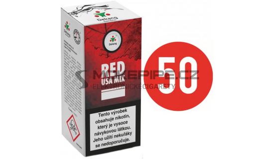 Liquid Dekang Fifty Red USA Mix 10ml - 3mg