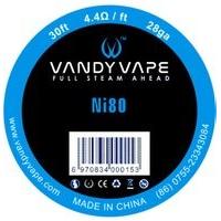 Vandy Vape Ni80 odporový drát 28GA 9m