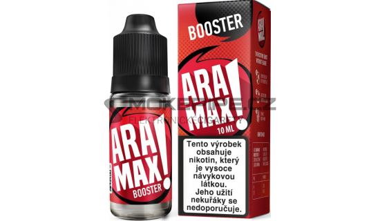 Booster báze Aramax (50/50): 10ml / 20mg
