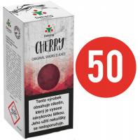 Liquid Dekang Fifty Cherry 10ml - 3mg (Třešeň)
