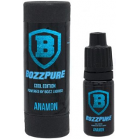 Příchuť Bozz Cool Edition: Anamon (Ledový ananas a citrusy) 10ml