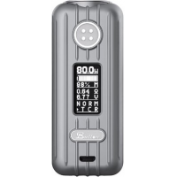 XOMO Button Remo 80W Mod 1900mAh - Stříbrná