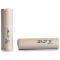 Samsung baterie typ INR 21700-30T 3000mAh 35A