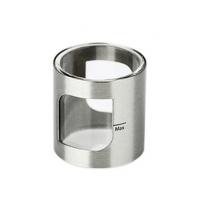 Náhradní tělo pro aSpire PockeX - Stříbrná
