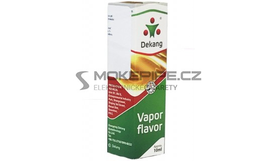 Liquid Dekang SILVER Apple 10ml - 0mg (Jablko)