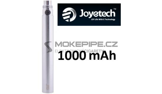 Joyetech eGo-C Upgrade baterie 1000mAh - Stříbrná
