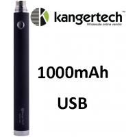 Kangertech EVOD baterie s USB 1000mAh - Černá