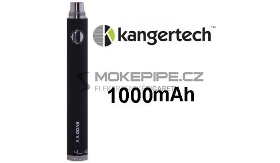 Kangertech EVOD VV baterie 1000mAh - Černá