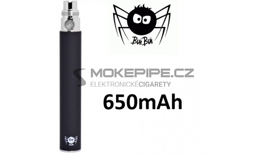 BuiBui GS baterie 650mAh - Černá