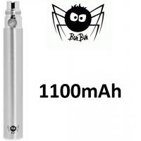 BuiBui GS baterie 1100mAh - Stříbrná