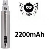 BuiBui GS eGo II baterie 2200mAh - Stříbrná