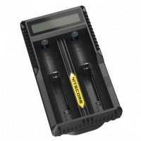 Nitecore Intellicharger UM20 LCD - multifunkční nabíječka baterií