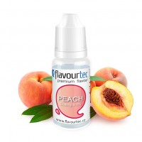 Příchuť Flavourtec: Broskev (Peach) 10ml