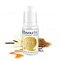 Příchuť Flavourtec: Ry4 (Tabák, karamel a vanilka) 10ml