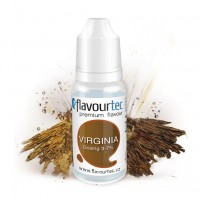 Příchuť Flavourtec: Virginia (Tabák) 10ml