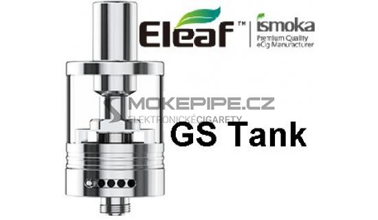iSmoka-Eleaf GS Tank clearomizer 3ml Silver