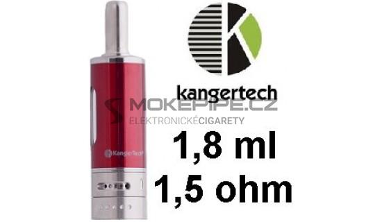 Kangertech Aerotank MOW clearomizer 1,8ml - Cherry Red