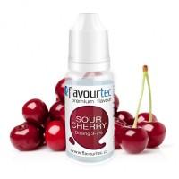 Příchuť Flavourtec: Višeň (Sour Cherry) 10ml