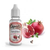 Příchuť Capella: Granátové jablko (Pomegranate v2) 13ml