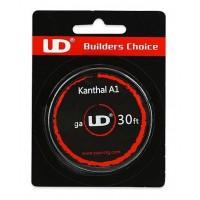 UD Kanthal A1 odporový drát 30ga 0,25mm - 10m