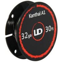 UD Kanthal A1 odporový drát 32ga 0,2mm - 10m