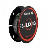 UD Kanthal A1 odporový drát 26ga 0,4mm - 10m