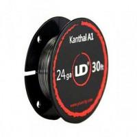UD Kanthal A1 odporový drát 24ga 0,5mm - 10m