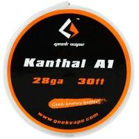 GeakVape Kanthal A1 odporový drát 28ga 0,3mm - 10m