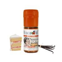 Příchuť FlavourArt: Vanilkový dort (Nonnas Cake) 10ml