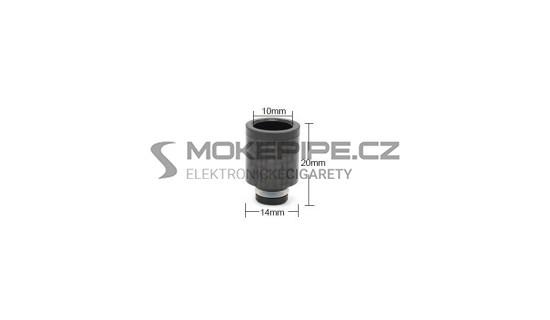Karbonový náustek 510 - 20mm - Černá