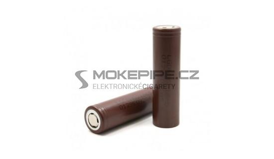 LG baterie typ 18650 HG2 3000mAh 20A