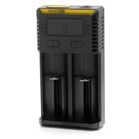 Nitecore Intellicharger i2 V2 - multifunkční nabíječka baterií - verze 2016